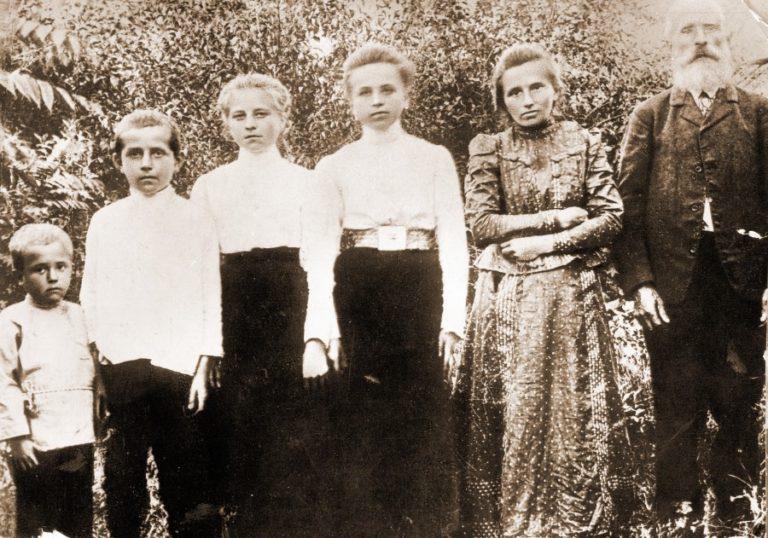 Семья островских фото