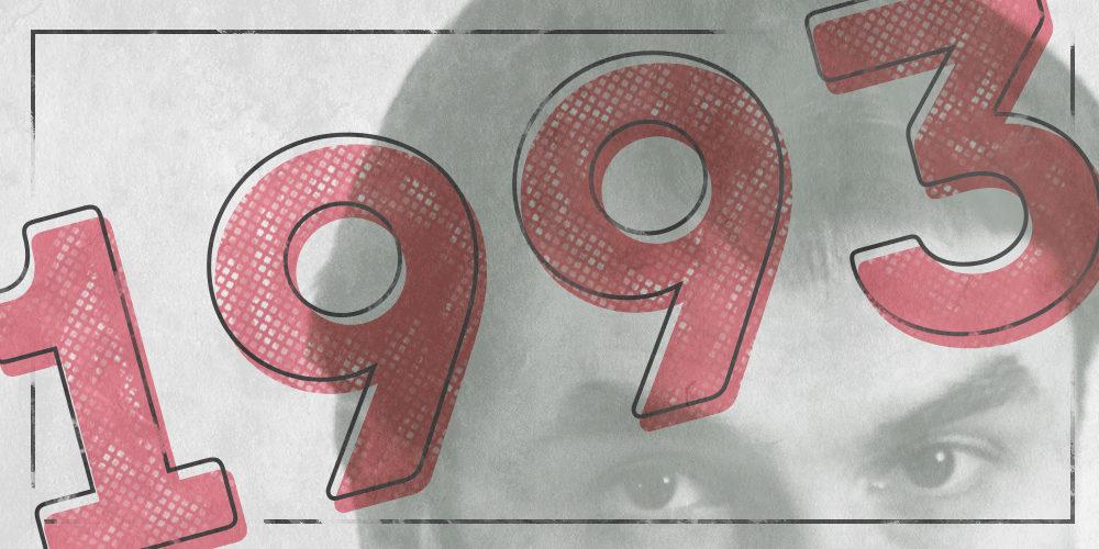 1993 — исторический роман и историческая дата